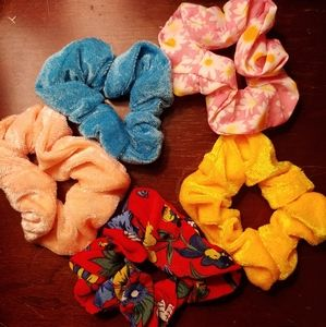 Scrunchies hair ties!